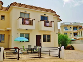 Townhouse with 2 bedrooms near to the beach