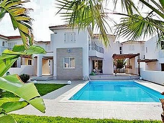 Christina 4 bedroom villa with private pool, Protaras