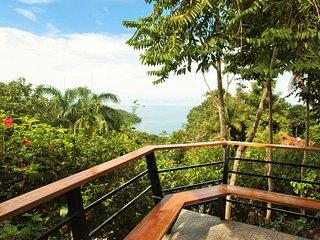 Emerald, Sapphire and Topaz Views Casa Camila 1, Parque Nacional Manuel Antonio