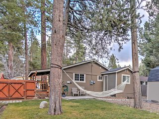NEW! 2BR South Lake Tahoe House w/ Large Backyard!