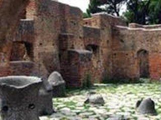 Excavations Ostia Antica