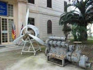 the landing at Anzio Museum