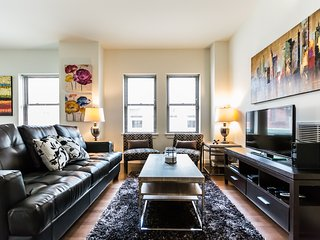 Delightful East Chestnut Street Apartment by Stay Alfred, Filadelfia