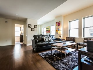 Attractive East Chestnut Street Apartment by Stay Alfred, Filadelfia