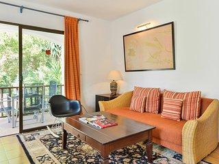 apartamento 1 dormitorio mas alcoba en salon, Cala Vadella