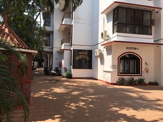 Studio Apartment - Horizon near Calangute Beach