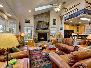 Fawn of the Lake, luxury comfort , ski, beach,golf