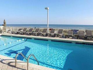 2 Bedroom Direct Ocean Front - Sleeps 8!  Amazing Views - Atlantica Resort 1101