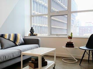 Luxury loft in downtown Toronto