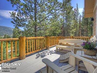 Big Sky Meadow | Bear Track Lodge