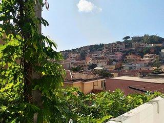 Scirocco - Appartamento con garage e terrazza, Villasimius