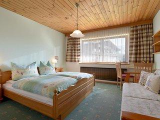 Zimmer 1, Doppelbett, Soll