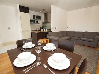 Attractive Christchurch Cathedral Apartment, Dublín