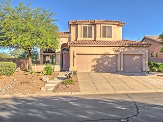 3BR Las Sendas Home w/ Golf Course & Pool Access!, Mesa