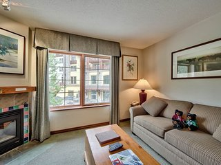 Hearthstone Lodge Village Ctr - HS209, Sun Peaks