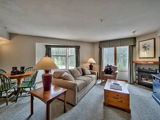 Hearthstone Lodge Village Ctr - HS321, Sun Peaks