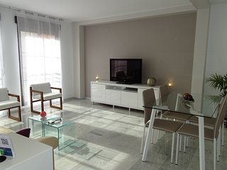 Apartamento Parque Almunia, parking privado
