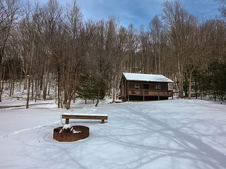 Romantic Cabin For 2, Laurelville