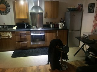 Apartment rental in Manchester