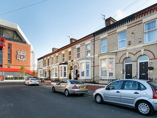 5 Bedroom Liverpool Home, Central Location, Lying in the Shadow of Liverpool FC