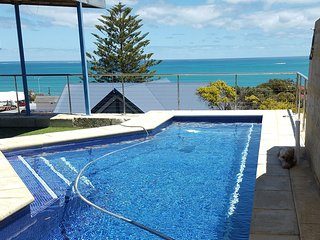 Self contained luxury suite with lap pool and stunning ocean views., Quinns Rocks