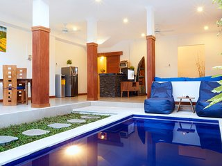 Darma House, 1 Bedroom Private Villa, Near Seminyak