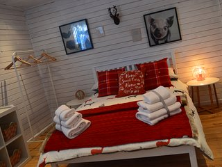Yaverland Retreat Self Catering Barn - New Forest, Tiptoe