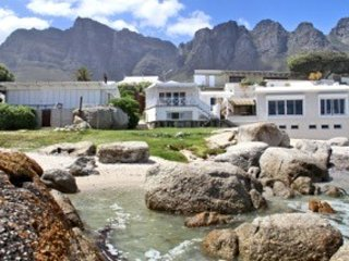 On Bakoven beach, metres from Camps Bay Promenade