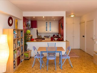 Lovely apartment located in Brussels' European District, Etterbeek