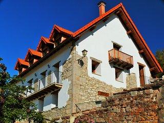 Casa rural Enekoizar, Abaurregaina