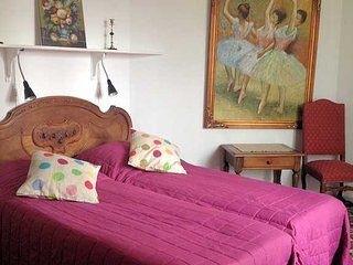 Pezenas French gites for rent in South France sleeps 6-8