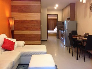 Chaweng 58m2 DELUXE poolside apartment 53 Ground floor.
