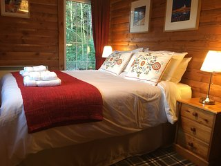CALLTAINN LODGE - Luxury Lodge Pucks Glen Dunoon Argyll