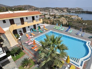 AGIA PELAGIA SEE VIEW  APARTMENT PENNYSTELLA No 5, Ligaria