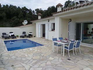 TERRACED HOUSE WITH PRIVATE POOL AND GREAT VIEWS ref MOLI-12, Tossa de Mar