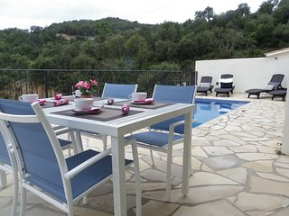 MODERN HOUSE WITH PRIVATE POOL AND FANTASTIC VIEWS ref MOLI-14, Tossa de Mar