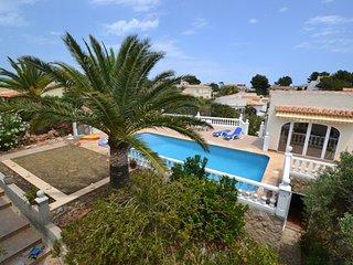 luxury 3 bedroom 3 bathroom villa with Sea Views and Wi-Fi, Javea