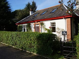 The Nurse's Cottage, Comrie, Near Crieff