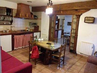 Casa rural con jacuzzi y sauna. Grazalema (Cadiz).ANDALUCIA