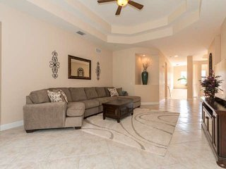 New This Season! Beautiful Bonita Springs Winter Retreat, Available April