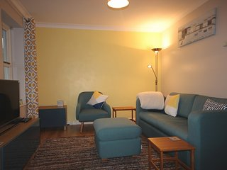 Modern holiday home in Walmer, Deal with parking, Promoção