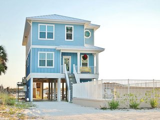 Sea Blue Beachfront Luxury West Beach Home with Private Pool