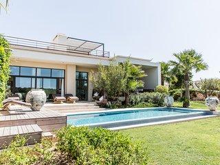 Très belle villa sur le golf d'Essaouira