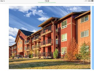 2 bedroom  Wyndham vacation resorts steamboat, Steamboat Springs