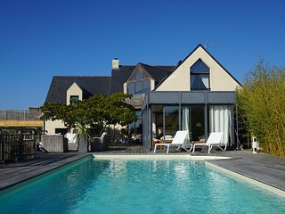 Amazing property overlooking the Guerande salt marshes