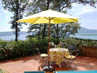 Villa La Paiola -Suite ROSA sul Lago di Vico, Caprarola