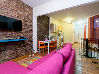 Duplex for up to 6 in Times Square, Nueva York