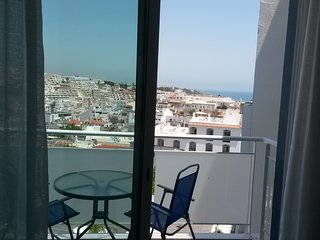 Old Town, 1 bedroom apartment, balcony with sea views, WiFi, air con, 3 people