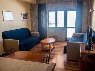 Apartamento de  habitaciones e