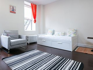 One Bedroom Apt. steps from Times Square, New York City